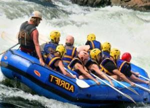 rafting jinja source of the nile