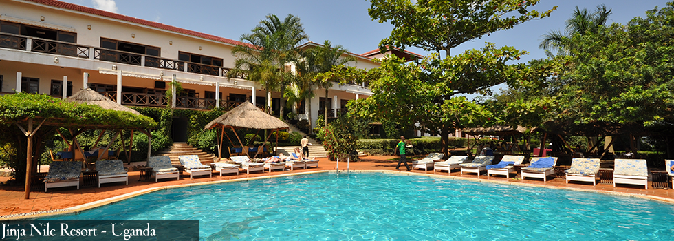accommodation in Jinja source of the nile