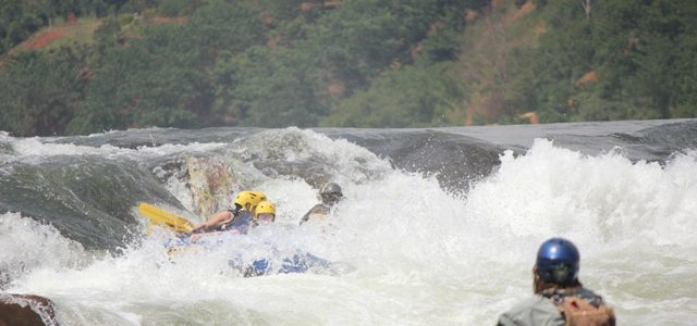 Jinja's hidden treasure unleashed; Itanda Falls Jinja -Uganda Safari News