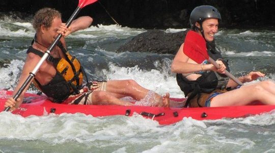Jinja adrenaline Kayaking experience along the Nile – Uganda safari News