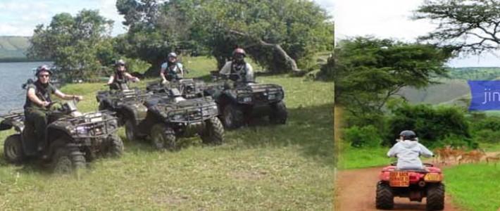3 days safari to Jinja source of the Nile