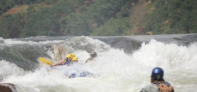1 Day Jinja source of the Nile white water rafting tour