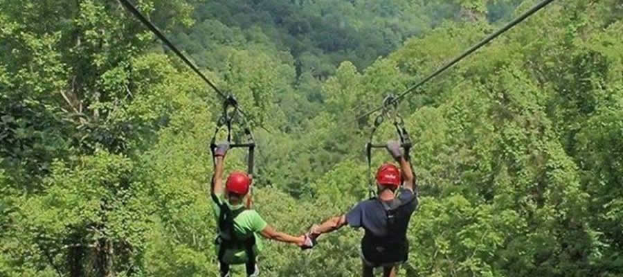 Mabira Forest Zip-Lining Adventure; a must do activity on your Jinja city  tour - Jinja Source of the Nile Tours